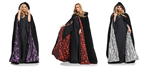 with Capes & Robes design