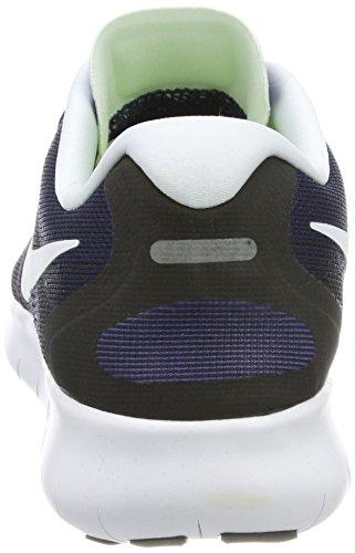 white Uomo Free black Rn Blu 2017 Running volt Blue Scarpe binary Nike P6qBZSFZ