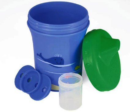 Sippy Sure The Medicine Dispensing Sippy Cup, Blue/Green 2-Pack by Sippy Sure