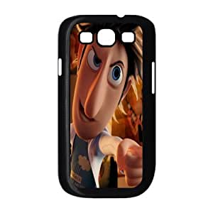 Custom Cloudy With A Chance Of Meatballs Back Cover Case for SamSung Galaxy S3 I9300 JNS3-323