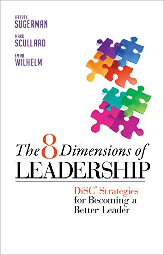 Profile Test - The 8 Dimensions of Leadership: DiSC Strategies for Becoming a Better Leader (Bk Business)