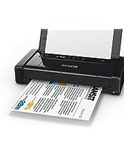 Epson WF-100 WorkForce Inkjet Printer,Black
