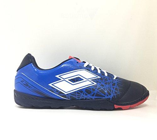 Lotto , Herren Futsalschuhe blau Turf Blue aviator-White