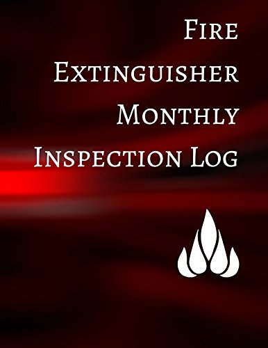 Download Fire Extinguisher Monthly Inspection Log PDF
