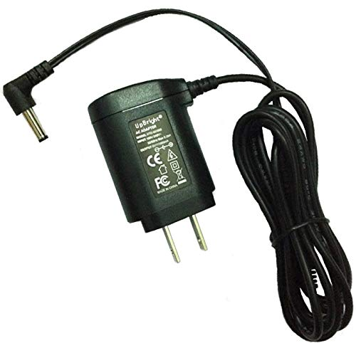 UpBright DC 6V AC Adapter For AT&T VTech CL82114 CL82214 CL82314 CL82364 CL82414 CL82464 CL82514 EL42308 EL50003 EL50013 DECT 6.0 Cordless Phone Answering System 6.0V 6VDC Power Supply Cord (NOT 6VAC)