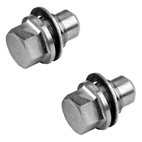 Holley - HP and Dominator Fuel Bowl Drain Plug Kit