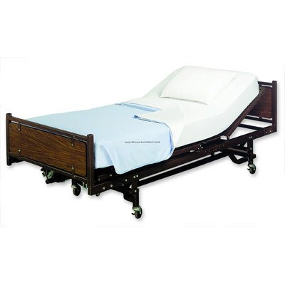 Invacare Fitted Hospital Bed Bottom Sheet 36 H X 80 W