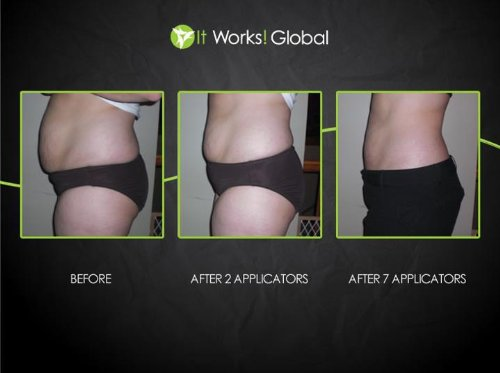 It Works! THE ULTIMATE BODY WRAP (1) Single Use ...
