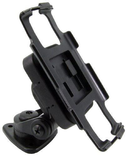 Arkon 1-Inch Multi Angle Ratcheting 3M Adhesive Dash Mount for BlackBerry Storm - Black