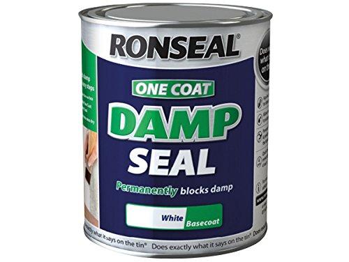 Ronseal OCDSW250 250 ml One Coat Damp Seal - White