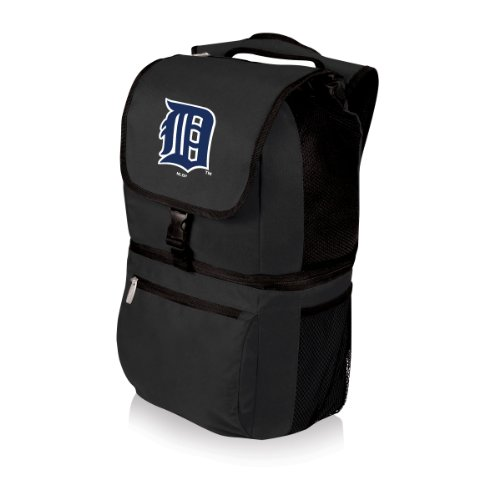(MLB Detroit Tigers Zuma Insulated Cooler Backpack)