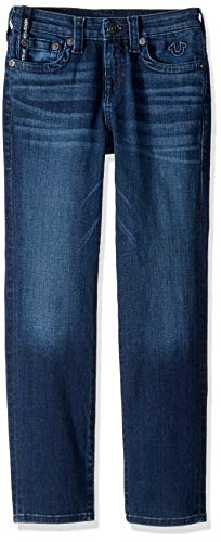 True Religion Boys' Big Geno Relaxed Slim Jean, SE Sjackson Wash, 16 (True Religion Boys Jeans)