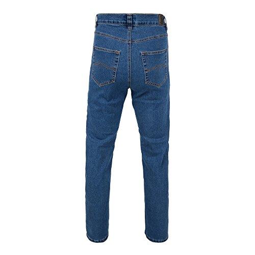 Kam - Jeans - Homme bleu bleu