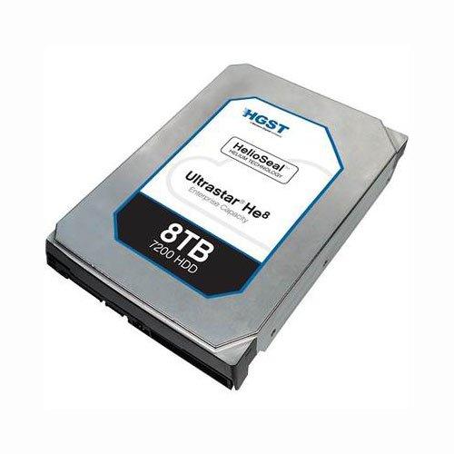 Hitachi HGST HUH728080ALN600 8 TB 3.5 Internal Hard Drive 0F