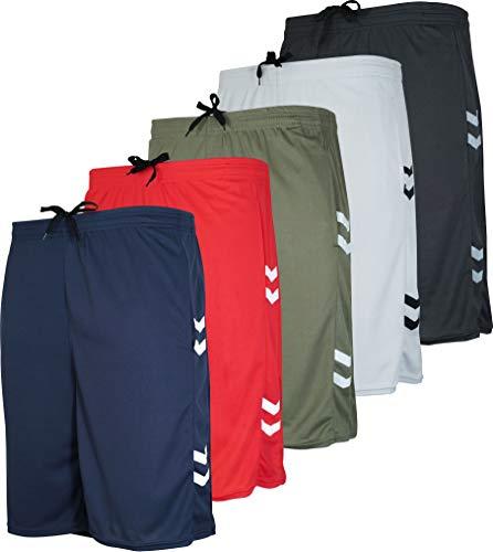 5 Pack: -Echo- Big Boys Youth Clothing Knit Mesh