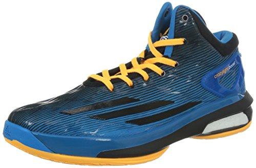 Adidas Crazy Light Boost Basketbal Sneakers Heren Blauw Blauw