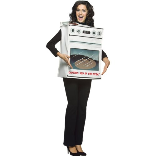 Loaf Of Bread Costume (Bun in Oven Maternity Costume - Standard)