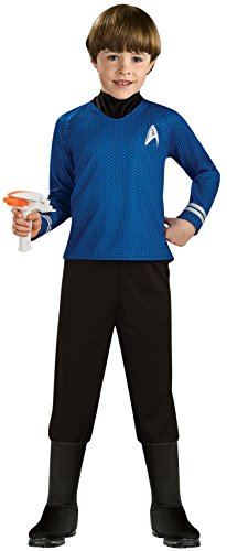 Star Trek into Darkness Deluxe Spock Costume, Small