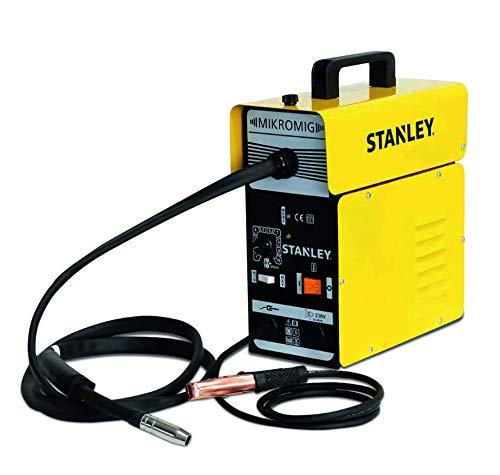 soldador mog No Gas Compacto con hilo animado Stanley mikromig: Amazon.es: Bricolaje y herramientas