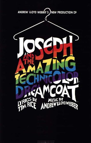 Joseph and the Amazing Technicolor Dreamcoat Poster Broadway Theater Play 11x17 MasterPoster Print, 11x17