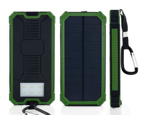Best Portable Solar Phone Charger - 4