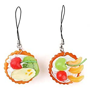 Buy Sweet Smelling Soft Ice Cream Shaped Keychain (Assorted Colors)