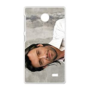 JIANADA Long Hair Man Bestselling Hot Seller High Quality Case Cover For Nokia Lumia X