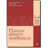 Planejar Gêneros Acadêmicos
