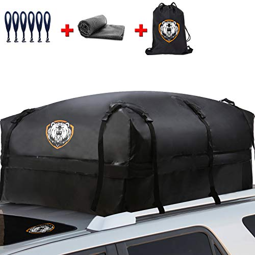 Waterproof Rooftop Cargo Carrier