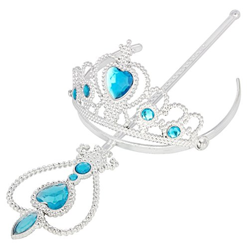 Princess Dress Up Costume Accessary Silver product image