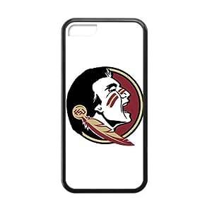 NCAA Florida State Seminoles Primary 2014 Black For Iphone 6 Plus Phone Case Cover