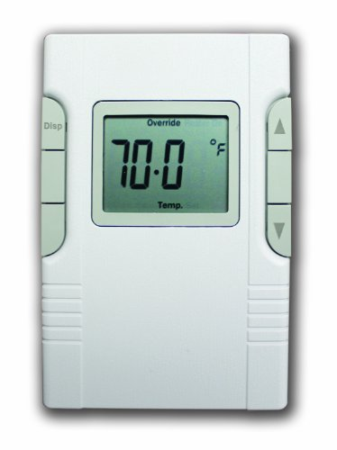 King EC-R Electronic Line-Voltage Thermostat, ()