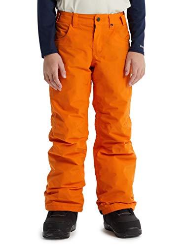 - Burton Kids & Baby Kids' Barnstorm Pant, Russet Orange, Large