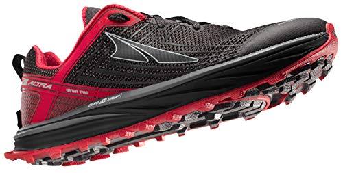 Altra AFM1957F Men's TIMP 1.5 Trail Running Shoe, Red/Gray - 8 D(M) US by Altra (Image #3)