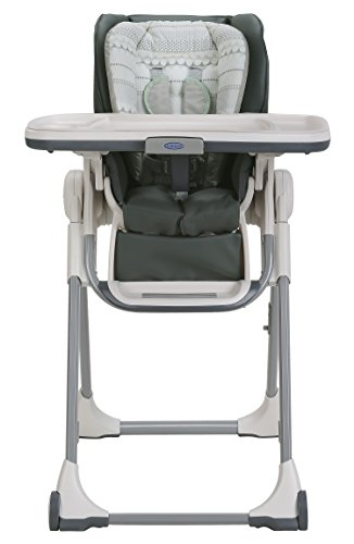Graco Swift Fold LX Highchair, Mason by Graco (Image #1)