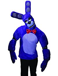 Rubie's Men's Five Nights At Freddy's Bonnie Costume