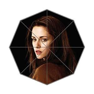 EASY LIFE STYLE's Custom Rain Foldable Travel Umbrella DIY Umbrella Kristen Stewart Twilight Bella
