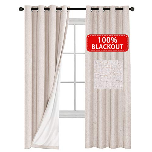 extra long blackout curtains - 5