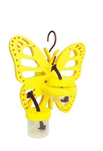 JCs Wildlife Double Nectar DOTS Hanging Butterfly Feeder