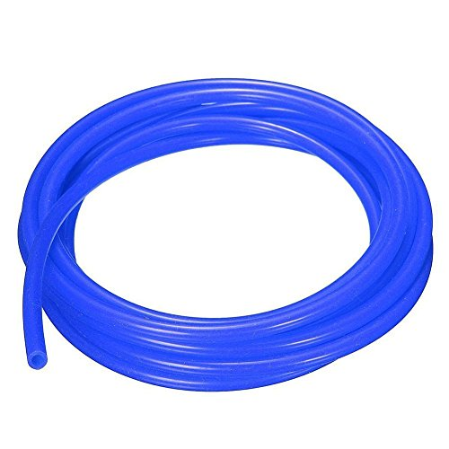 TOOGOO(R) Food Grade Silicone Vacuum Tube Air Pump Pipe Hose Tubing 6mm,5m blue