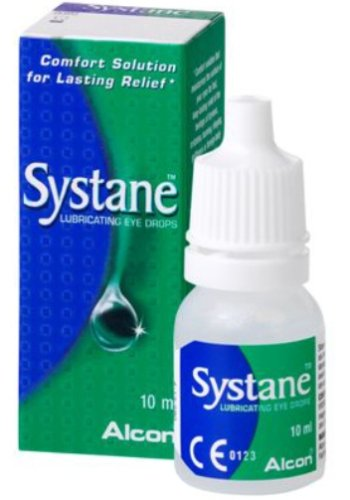 Systane Lubricating Eye Drops 10ml [Health and Beauty]