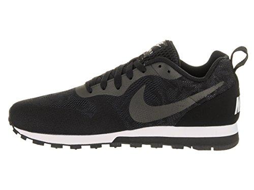 BLACK WMNS Nike 2 RUNNER MD BLACK WHITE BR qXqwFfa