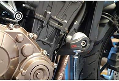 Kit fixation Crash Pad LSL argent Honda CB650F