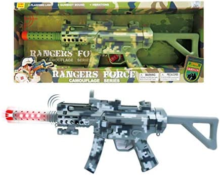 Combat kids S.W.A.T handgun with light and sound.shooting shoot stocking filler play