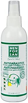 Menforsan Spray antiparasitario especial para roedores 125mls