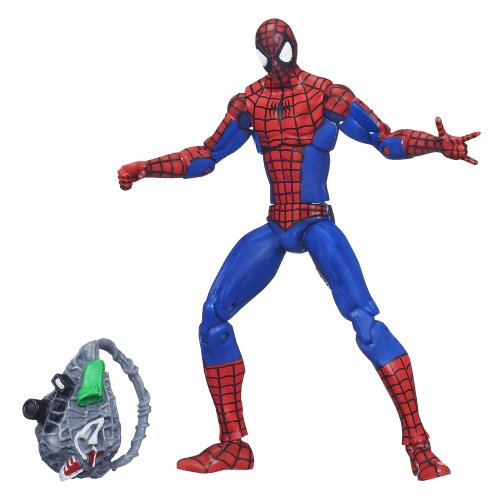 - Marvel Universe Spider-Man Figure 3.75 Inches