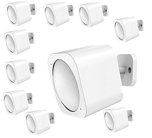 10 X Aeotec By Aeon Labs Gen5 Z-wave Plus 6-in-1 Multisensor 6 ZW100-A