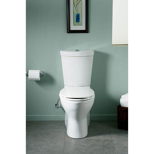 Kohler Saile Elongated One Piece Toilet With Dual Flush