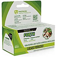 Inseticida forth fipronil imidacloprid 60 ml concentrado