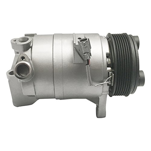RYC Remanufactured AC Compressor and A/C Clutch FG671